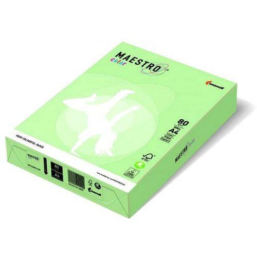 Maestro Papier ksero color a4 80g jasna zieleń gn27