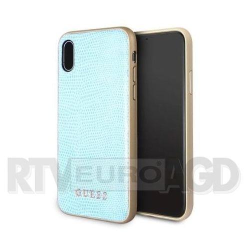 Guess guhcpxpylbl iphone x/xs (niebieski)