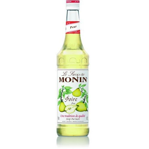 Monin Syrop gruszka pear 700ml (3052910021344). Najniższe ceny, najlepsze promocje w sklepach, opinie.