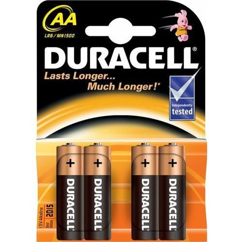 Bateria  mn1500 (k4) copper and black marki Duracell