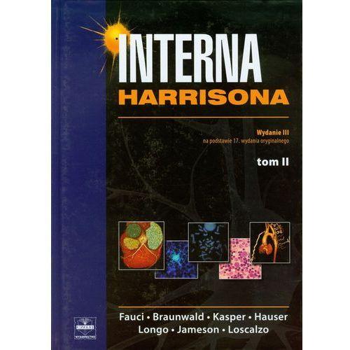 Interna Harrisona T2 (2052 str.). Najniższe ceny, najlepsze promocje w sklepach, opinie.