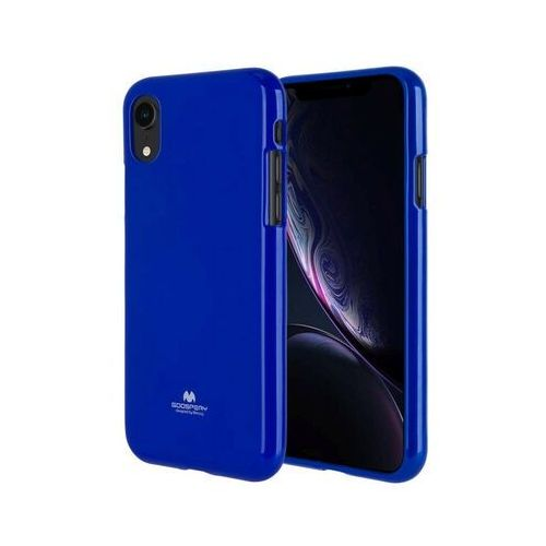 Futerał Jelly Mercury - SAM Galaxy S9 niebieski (8809550384866)