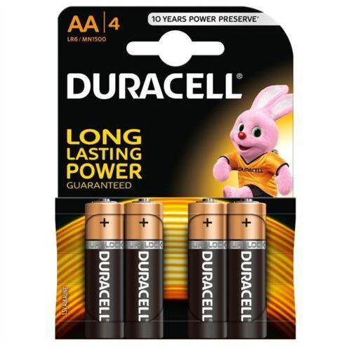 Bateria Duracell LR6 / AA / MN1500 (K4) Basic (5000394076952)