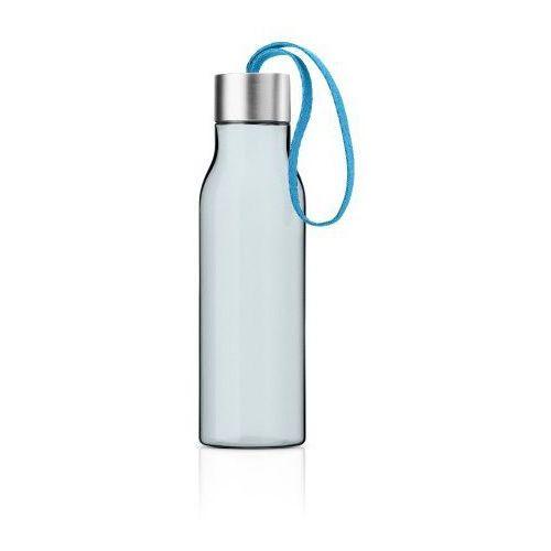 Butelka na wodę z troczkiem Laguna Blue, 0,5 l - Eva Solo (5706631062749)