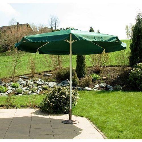 Zielony parasol ogrodowy przeciwsłoneczny 3m - zielony marki Makstor.pl