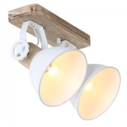 gearwood reflektor biały, 2-punktowe - - obszar wewnętrzny - gearwood - czas dostawy: od 3-6 dni roboczych marki Steinhauer
