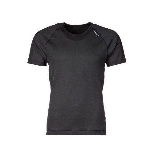 Odlo  cubic bielizna górna mężczyźni szary xxl koszulki bazowe z krótkim rękawem