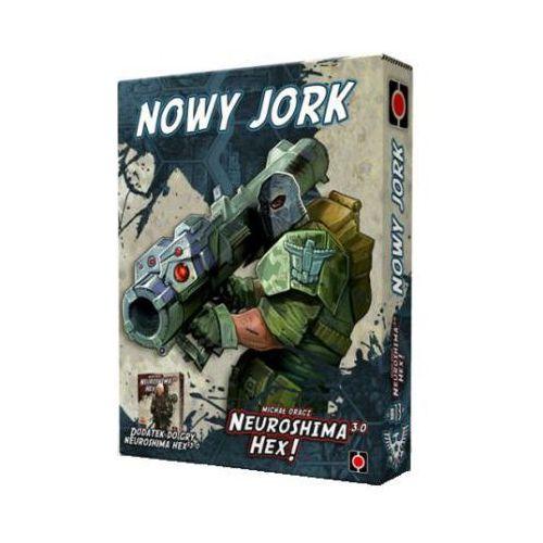 Portal Neuroshima hex: nowy jork (edycja 3.0) - poznań, hiperszybka wysyłka od 5,99zł!