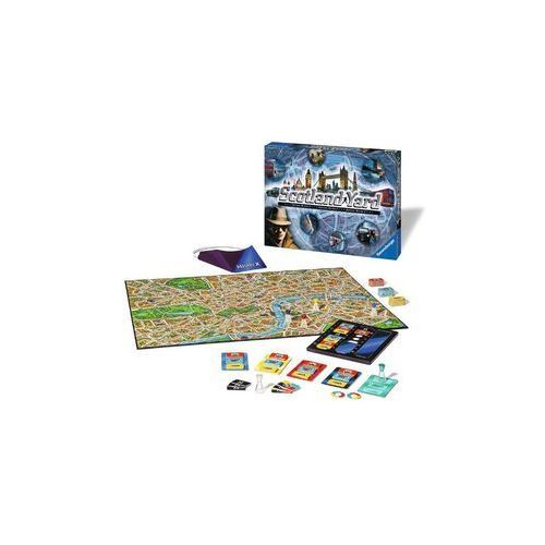 Ravensburger Gra scotland yard - . (4005556266432)