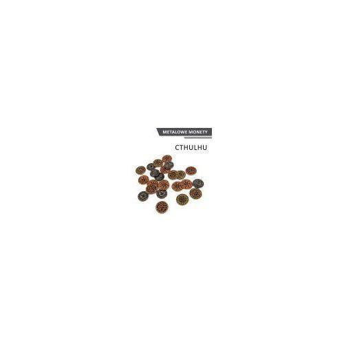 Drawlab entertainment Metalowe monety - cthulhu (zestaw 24 monet)