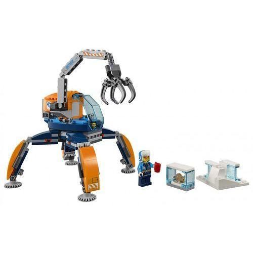 Lego CITY Arktyczny łazik lodowy arctic ice crawler 60192