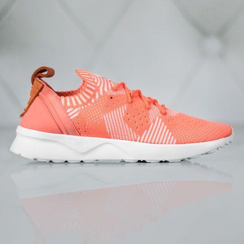 originals zx flux adv virtue primeknit sneakers pomarańczowy 37 1/3, Adidas