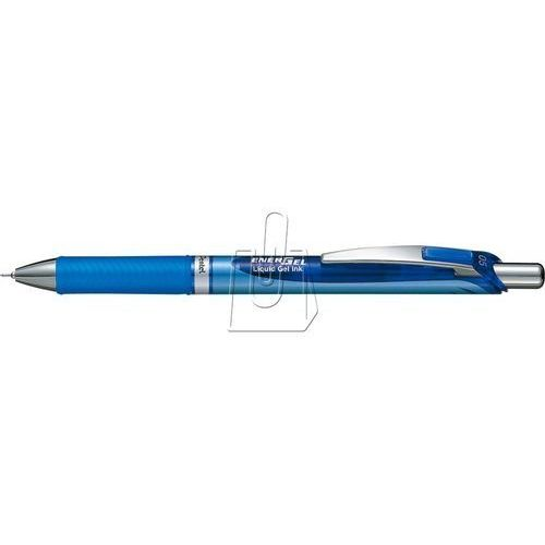 Pentel Długopis automatyczny energel bln75 niebieski ostatnie sztuki