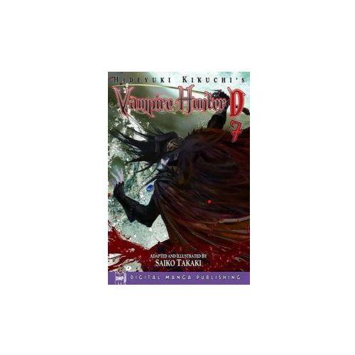 Hideyuki Kikuchi's Vampire Hunter D Volume 7