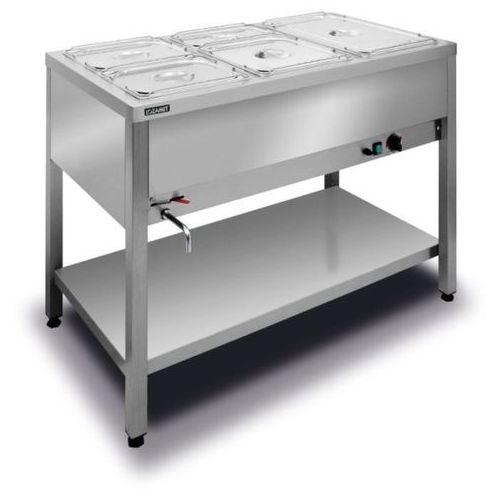 Bemar elektryczny wolnostojący 3xgn 1/1 200 mm bww.3gn marki Lozamet