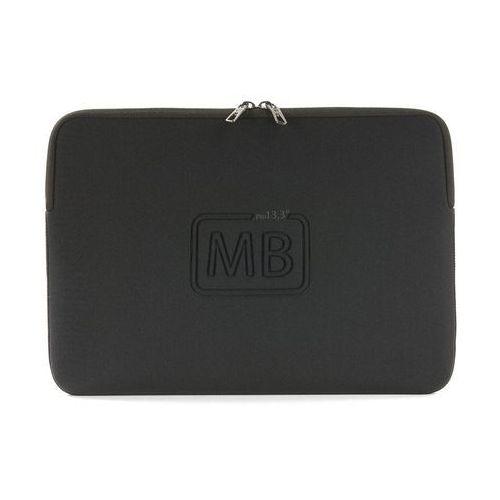 """Etui Tucano Elements Second Skin do MacBooka Pro 13"""" Retina (czarne), kolor czarny"""