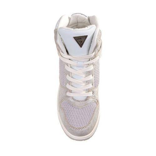 Sneakersy Guess Jadrin4 FL3JADLEL12 Silver