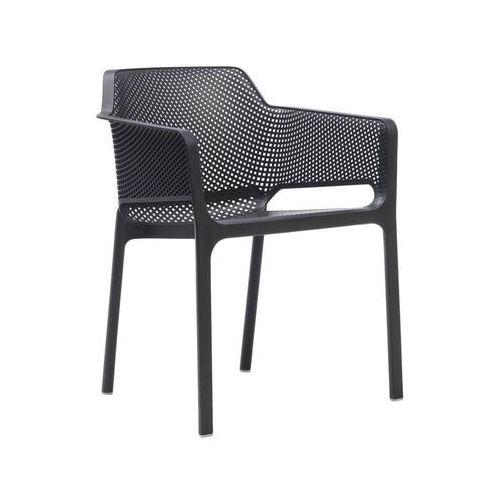 Krzesło ogrodowe Net Antracite NARDI