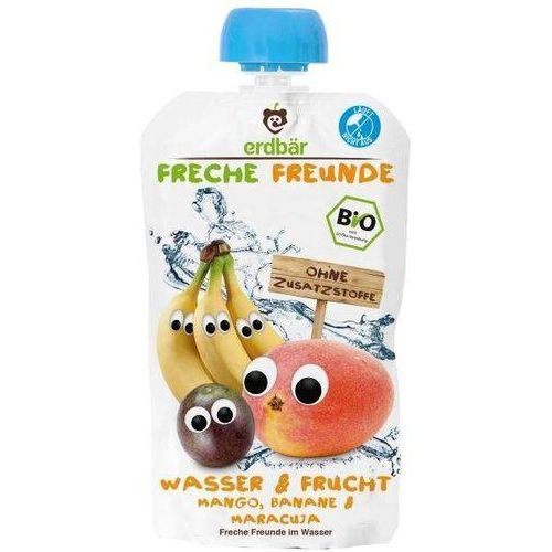 Napój Mango-Banan-Marakuja 200ml EKO Erdbar Dla Dzieci