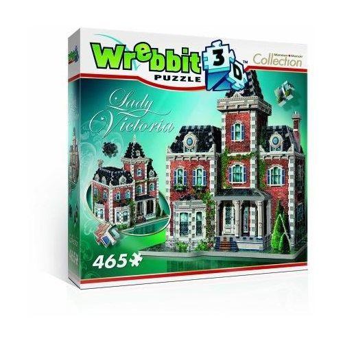 465 EL. Domek Wiktoriański 3D, 65674502835ZA (1517019)