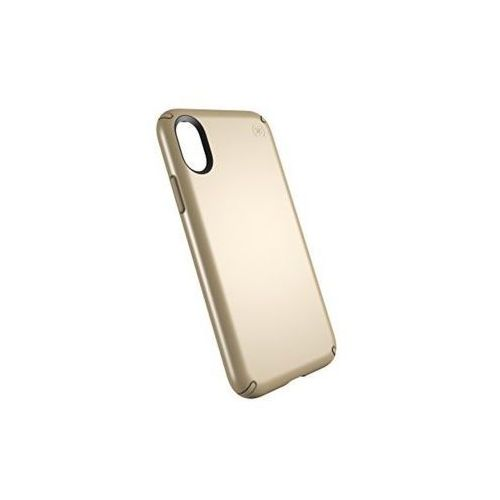 Etui SPECK Presidio Metallic do Apple iPhone X Złoty (0848709047694)