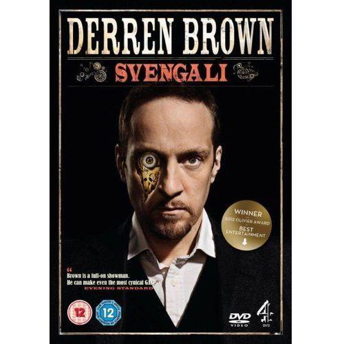 Derren Brown: Svengali - sprawdź w wybranym sklepie