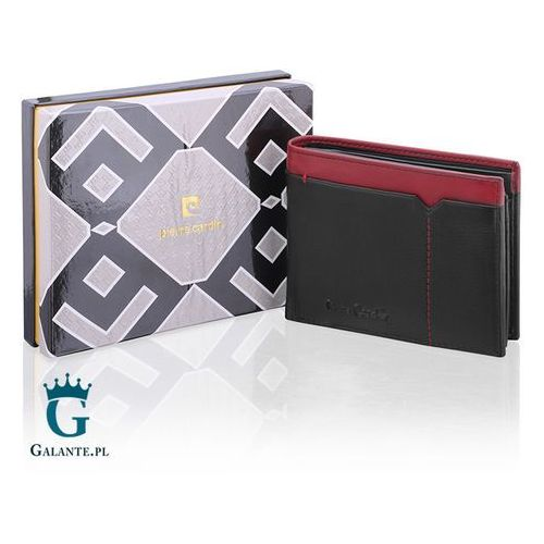 Elegancki portfel męski Pierre Cardin TILAK14 8806 RFID, TILAK14 8806N+R