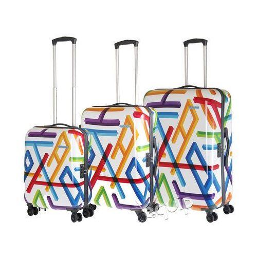 American tourister Zestaw walizek  jazz 2.0, kategoria: torby i walizki