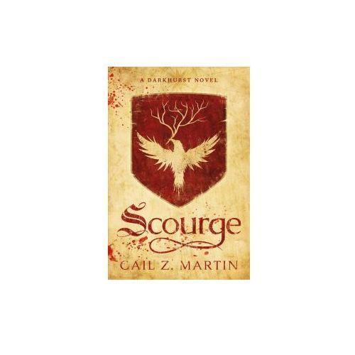 Scourge: A Darkhurst Novel (9781781085585)