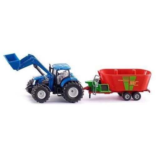 Traktor new holland z ładowarką czołową (4006874019885)