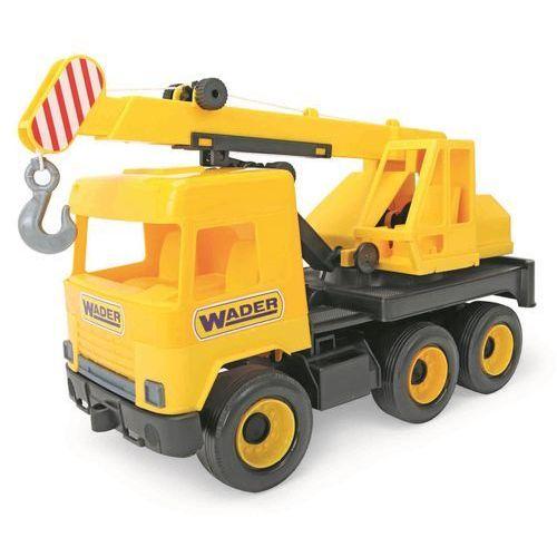 Wader Middle truck - dźwig żółty (5900694321229)