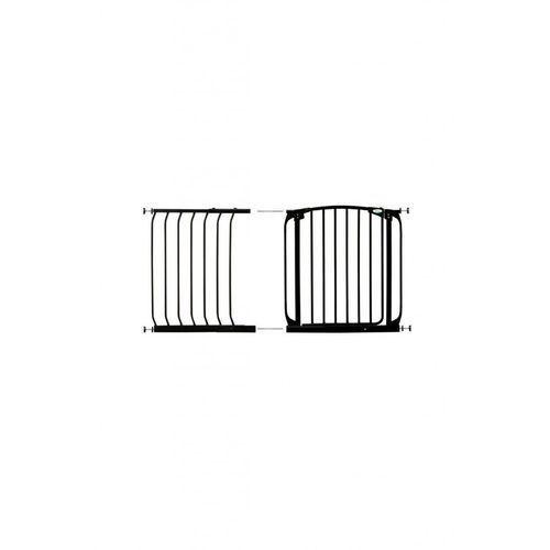 Dreambaby Rozszerzenie bramki zabezpieczającej pcr833b 54/75 cm czarny + darmowy transport! (9312742383312)