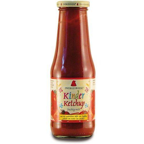 Zwergenwiese Ketchup dla dzieci bez cukru 500ml bio (bezglutenowy) - (4019736006169)
