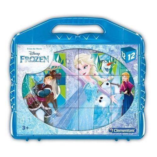 Klocki 12 Super Kolor Frozen