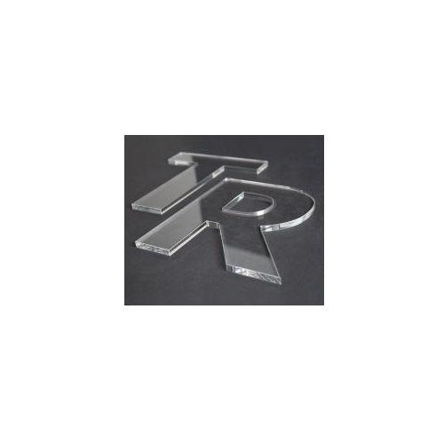 Cięcie Laserem Plexi Bezbarwnej Grubość 1,5mm z kategorii Pozostałe artykuły reklamowe