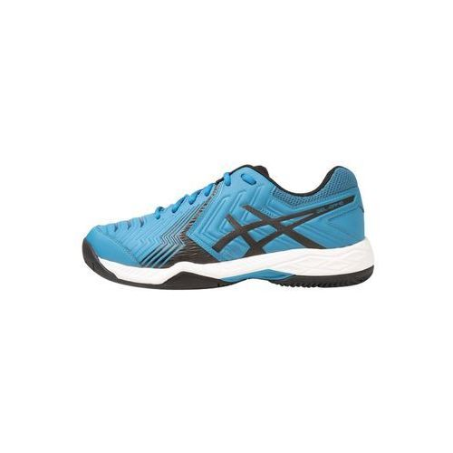 ASICS GEL GAME 6 CLAY Obuwie do tenisa Outdoor turkish tile/black/white (4549846648367)
