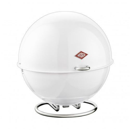Wesco Superball chlebak/pojemnik biały 26 cm