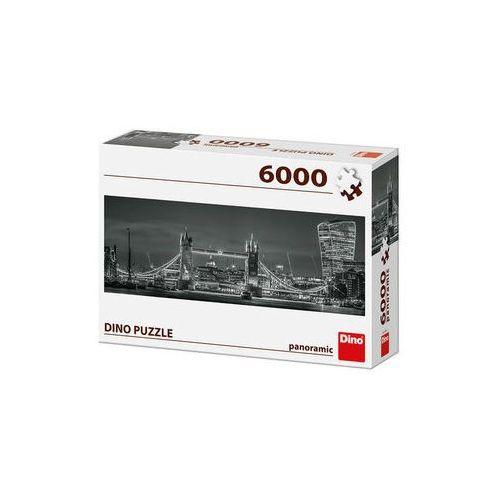 Tower bridge v noci: puzzle 6000 dílků marki Neuveden