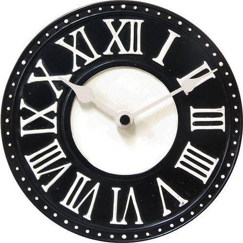 Zegar stołowy London czarny, 5187zw