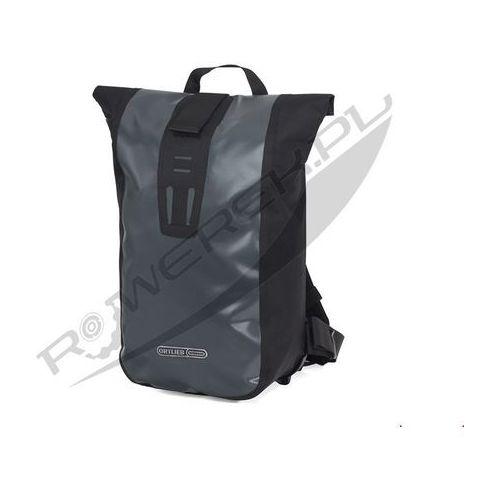 O-R4012 Plecak rowerowy Ortlieb Velocity grafitowo-czrny 24 L