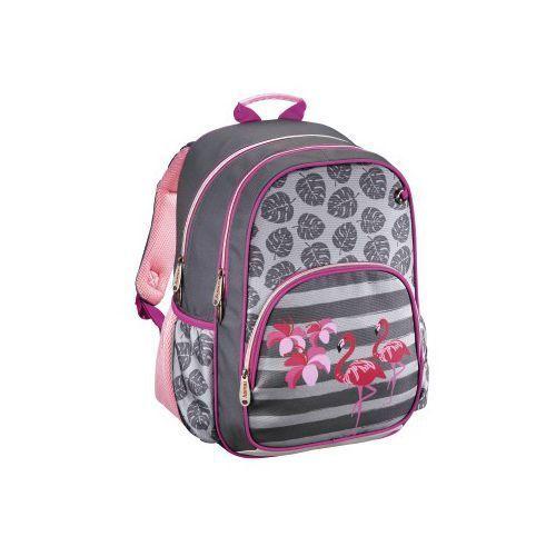 Hama plecak szkolny dla dzieci / Flamingo - Flamingo, kolor różowy