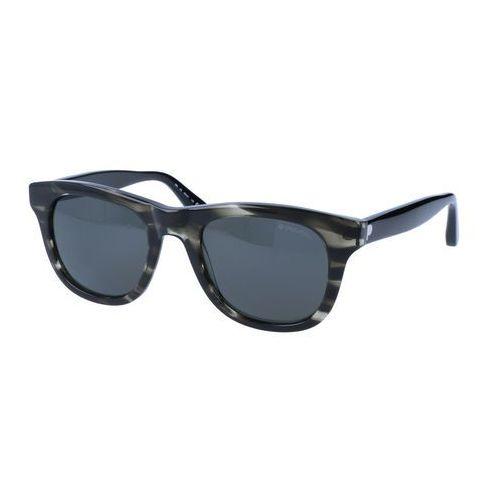 Okulary przeciwsłoneczne uniseks POLAROID - PLP0301-00, kolor żółty