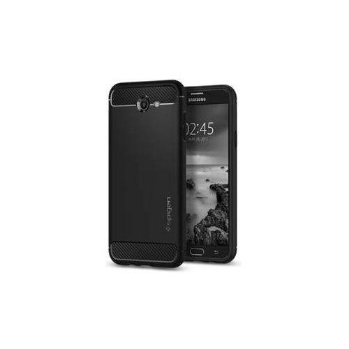 Obudowa dla telefonów komórkowych Spigen Rugged Armor Samsung Galaxy J3 (2017) (580CS21499) Czarny, kolor czarny