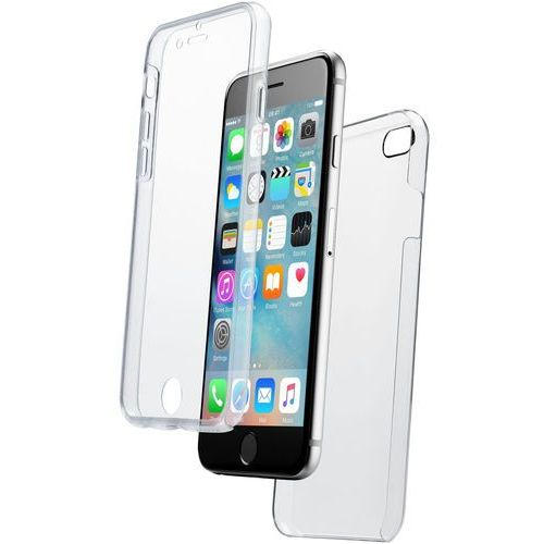 Etui CELLULAR LINE Clear Touch do Apple iPhone 6/6S Przezroczysty, CCLEARTOUCHIPH647T