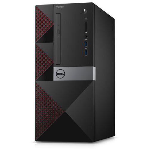 Dell Vostro 3668 MT Intel Core i3-7100 4GB 1TB W10 Pro - produkt w magazynie - szybka wysyłka!, N501VD2H3668EMEA01