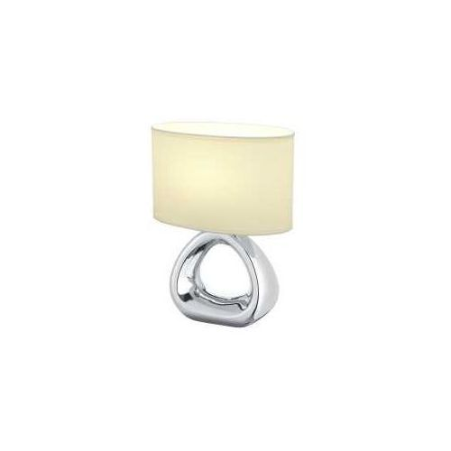 Reality GIZEH Lampa stołowa Srebrny, 1-punktowy - Dworek - Obszar wewnętrzny - GIZEH - Czas dostawy: od 2-3 tygodni (4017807346787)