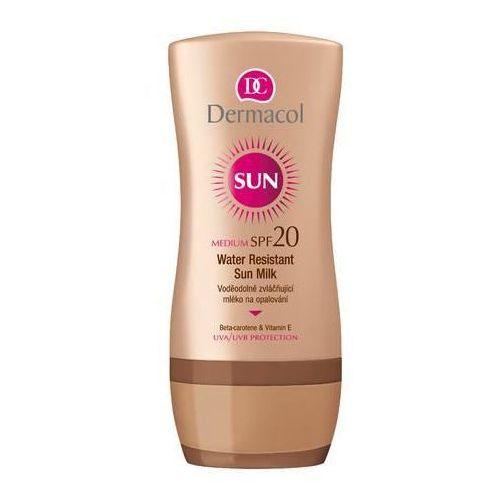Dermacol  sun milk spf20 200ml w opalanie (8595003103503)