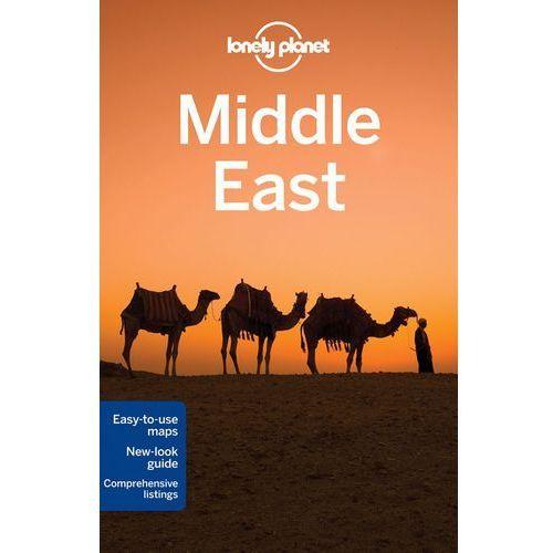 Bliski Wschód Lonely Planet Middle East (672 str.)