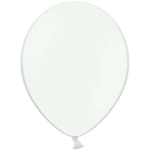 Balon lateksowy pastel biały 23 cm 1 szt. marki Twojestroje.pl