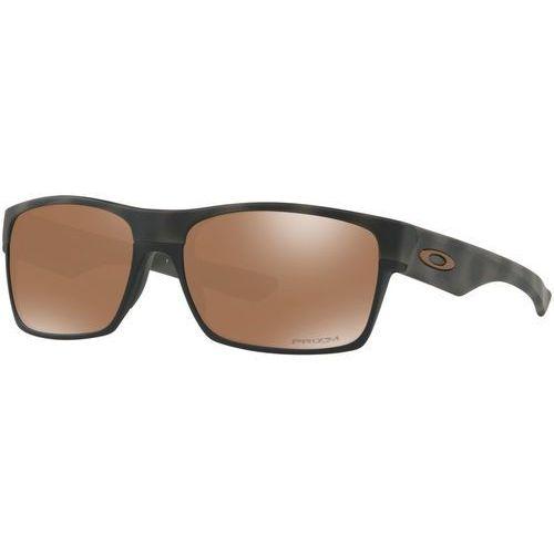 Oakley twoface okulary rowerowe brązowy/oliwkowy 2018 okulary przeciwsłoneczne (0888392297112)